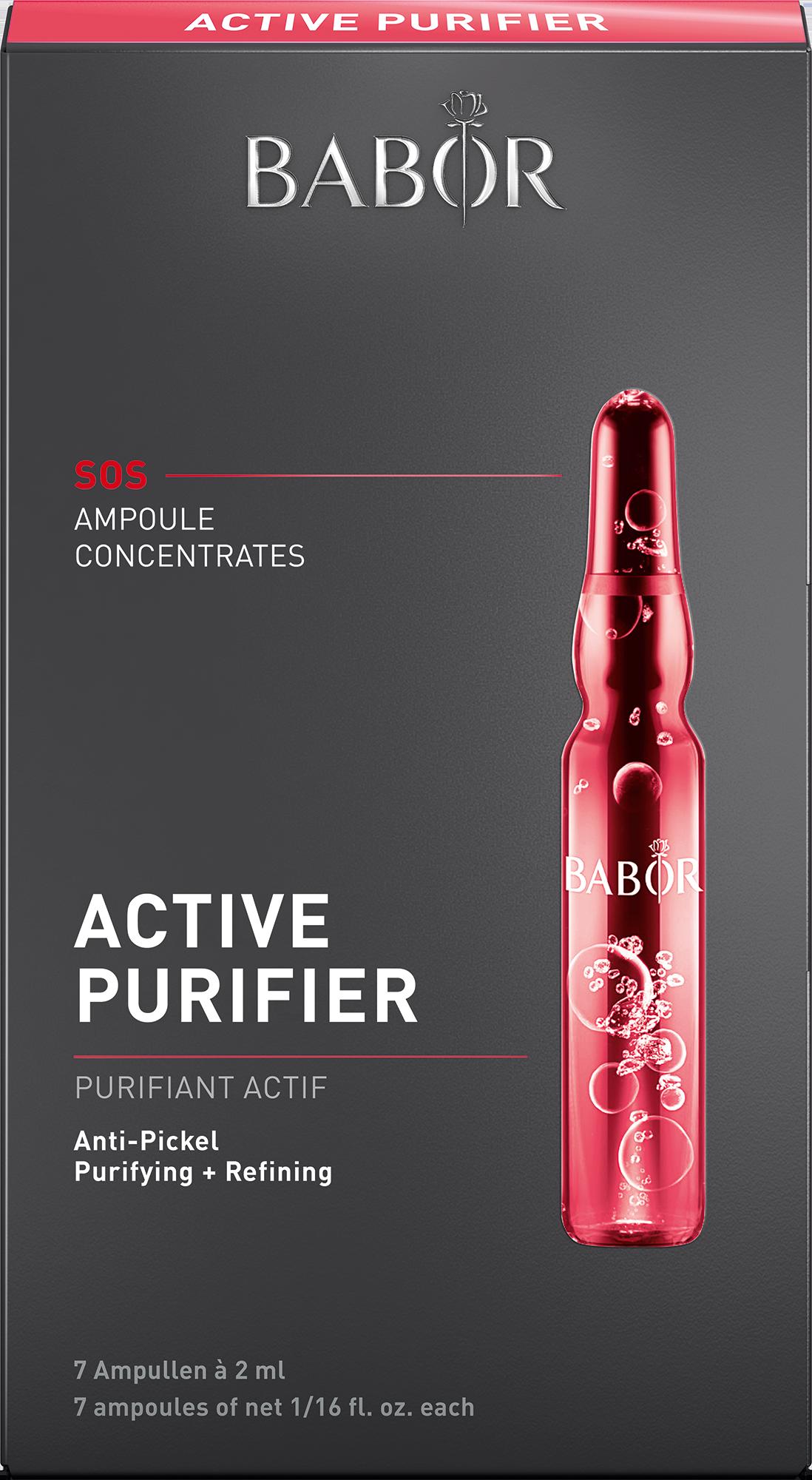 Active Purifier Ampoule Concentrates 7 x 2ml