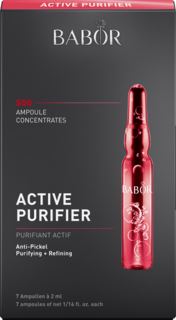 Active Purifier Ampoule Concentrates 7 x 2 ml