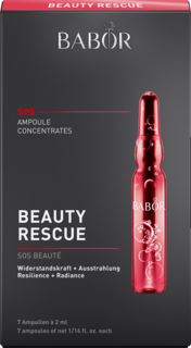 Beauty Rescue Ampoule Concentrates 7 x 2 ml