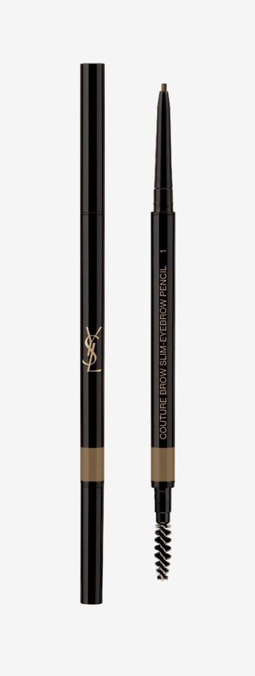 Couture Slim Eye Brow Pencil 01 Blond Cendre