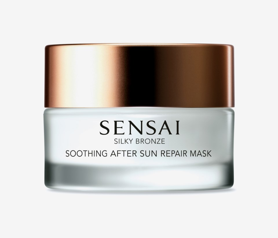 Silky Bronze Soothing After Sun Repair Mask 60ml