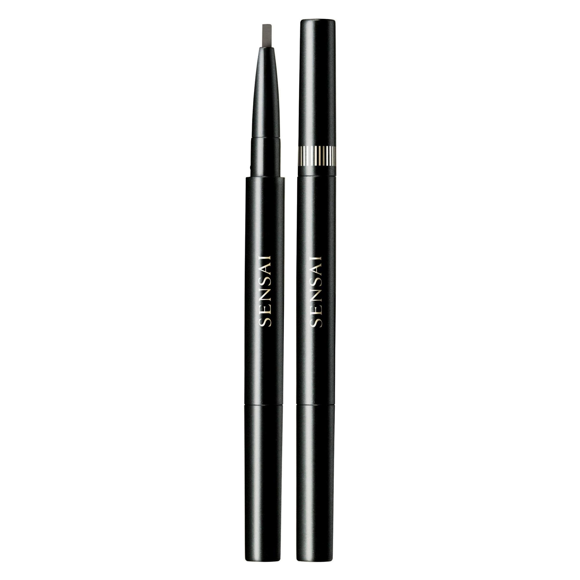 Eyebrow Pencil 01 Greyish Brown