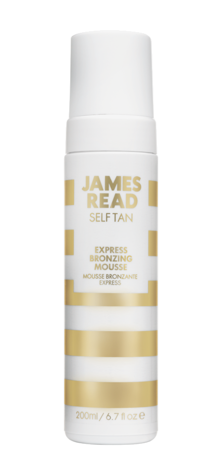 Express Face & Body Bronzing Mousse