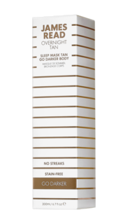 Sleep Mask Go Darker Body Overnight Tan