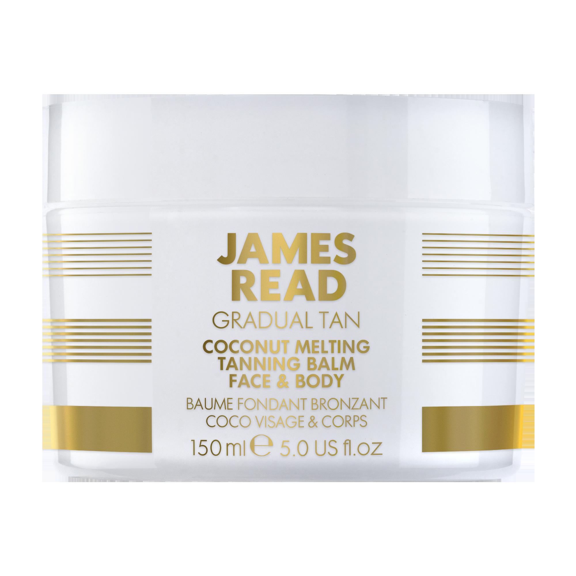 Coconut Melting Tanning Balm