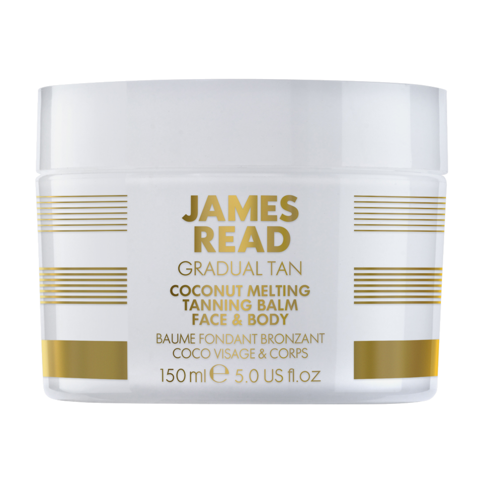 Coconut Melting Tanning Balm
