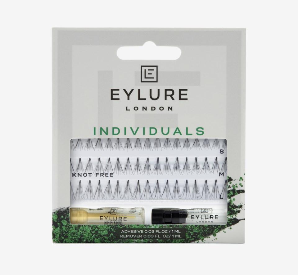 Individual Lashes Ultra Natural
