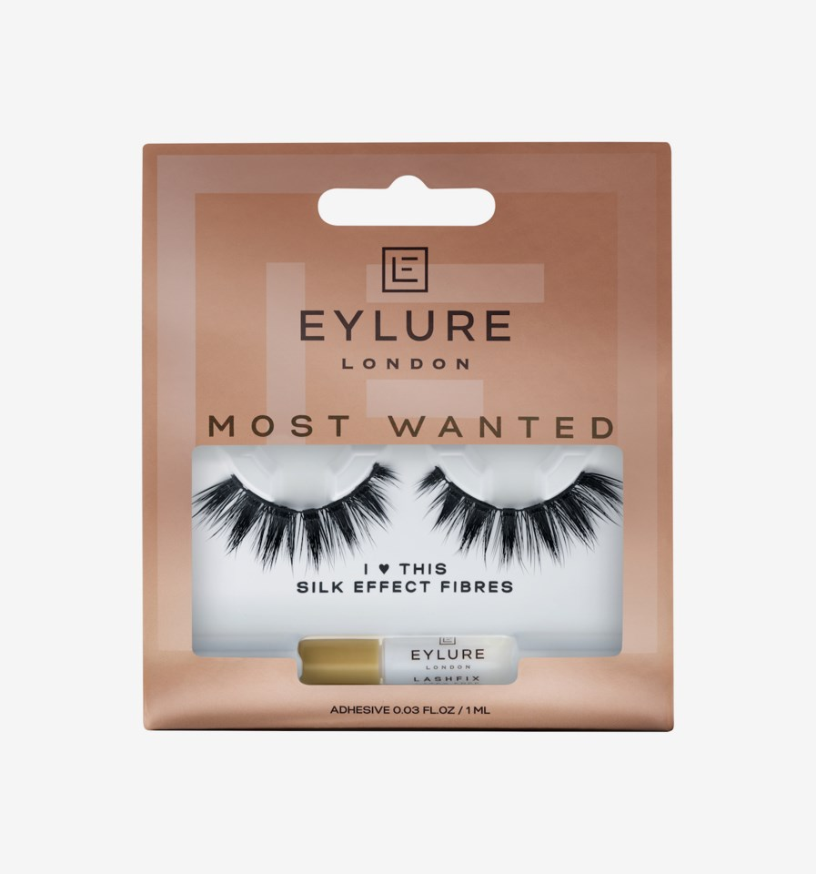 Most Wanted I <3 This False Lashes