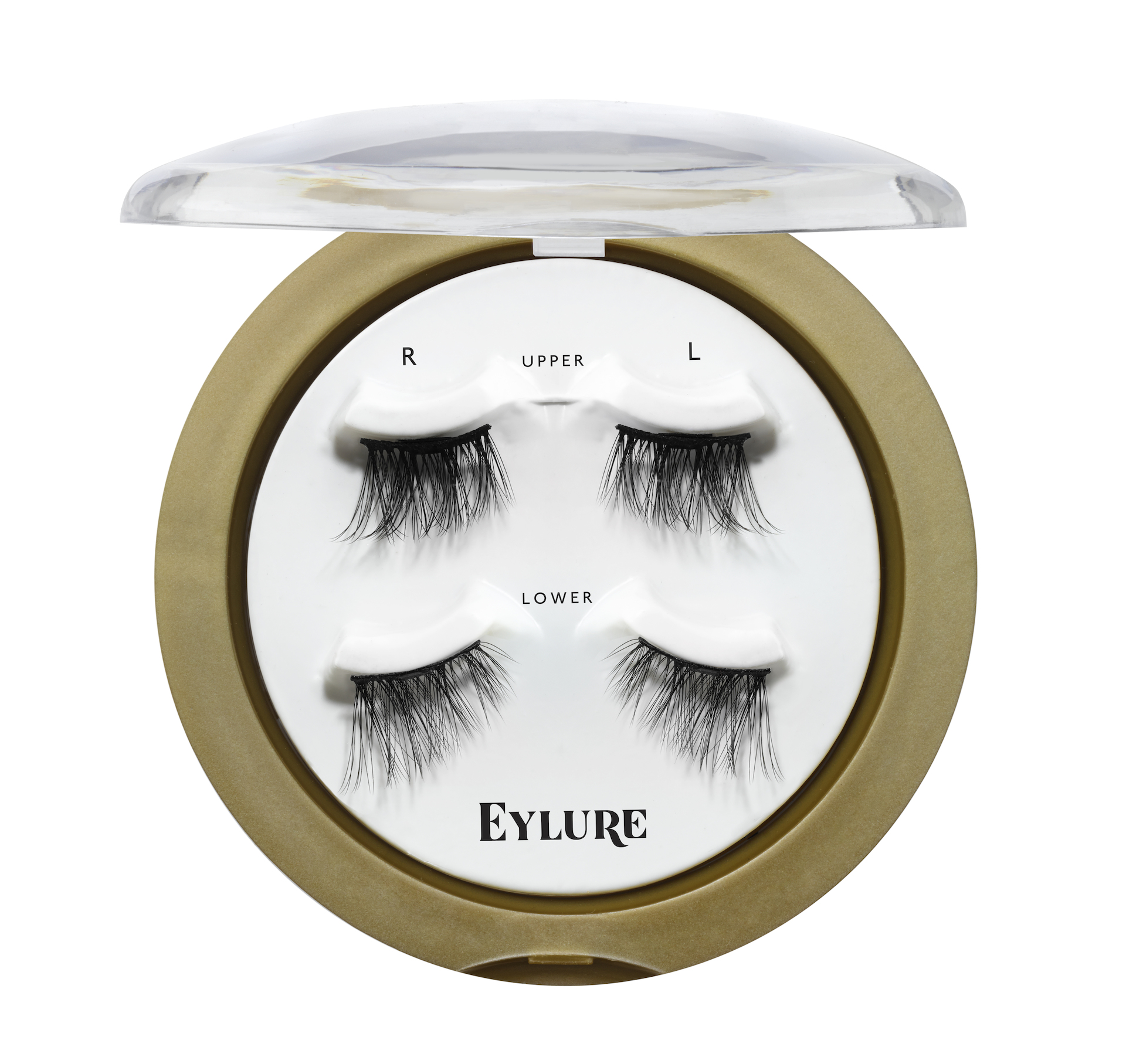 Luxe Magnetic Lashes Baroque Corner False Lashes