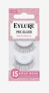 Pre-Glued Naturals False Lashes 31