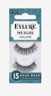 Pre-Glued Volume False Lashes 101