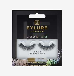 Luxe 3D False Lashes Star Lash
