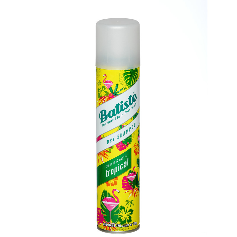 Dry Shampoo Tropical 200 ml