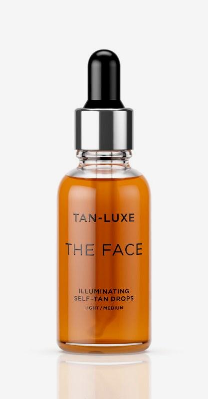 THE FACE Self Tan Drops Light/Medium