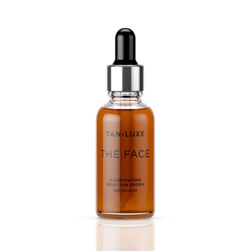 THE FACE Self Tan Drops Medium/Dark