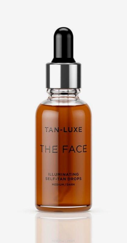 THE FACE Self Tan Drops Medium/Dark