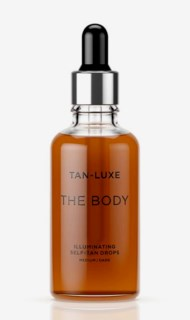THE BODY Self Tan Drops Medium/Dark