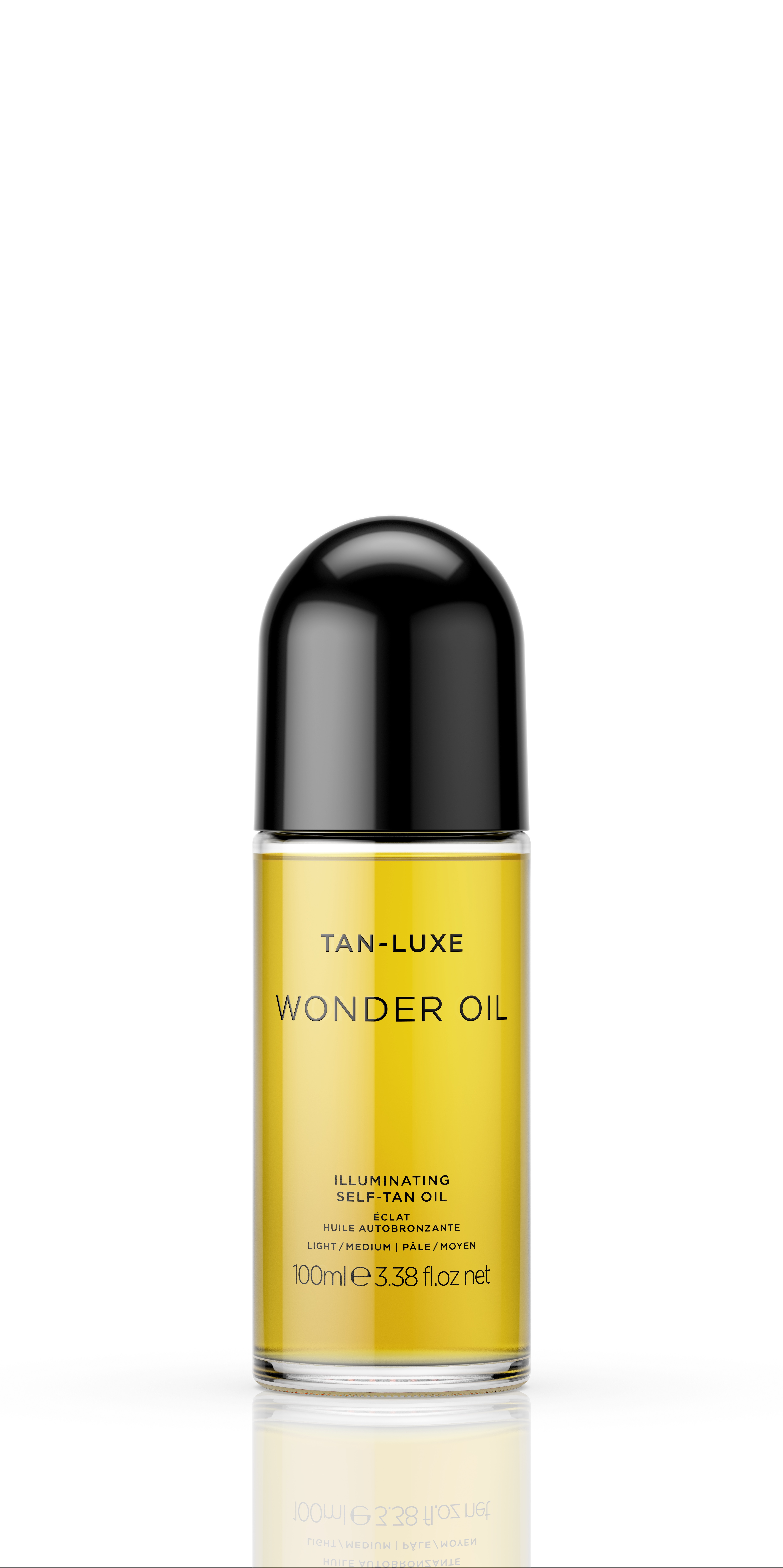 Wonder Self Tan Oil Light/Medium 100 ml