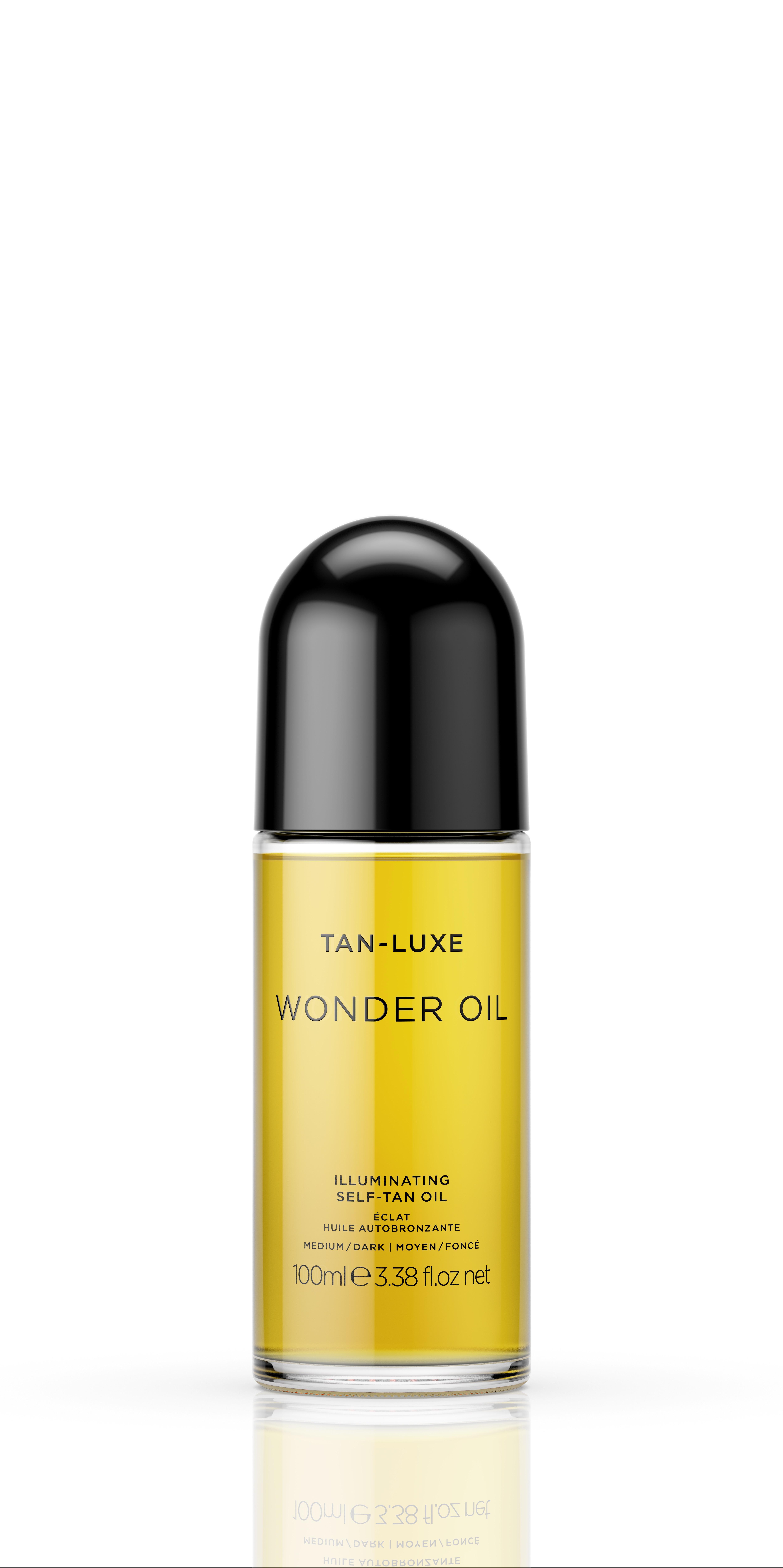 Tan Luxe Wonder Self Tan Oil Medium/Dark 100ml