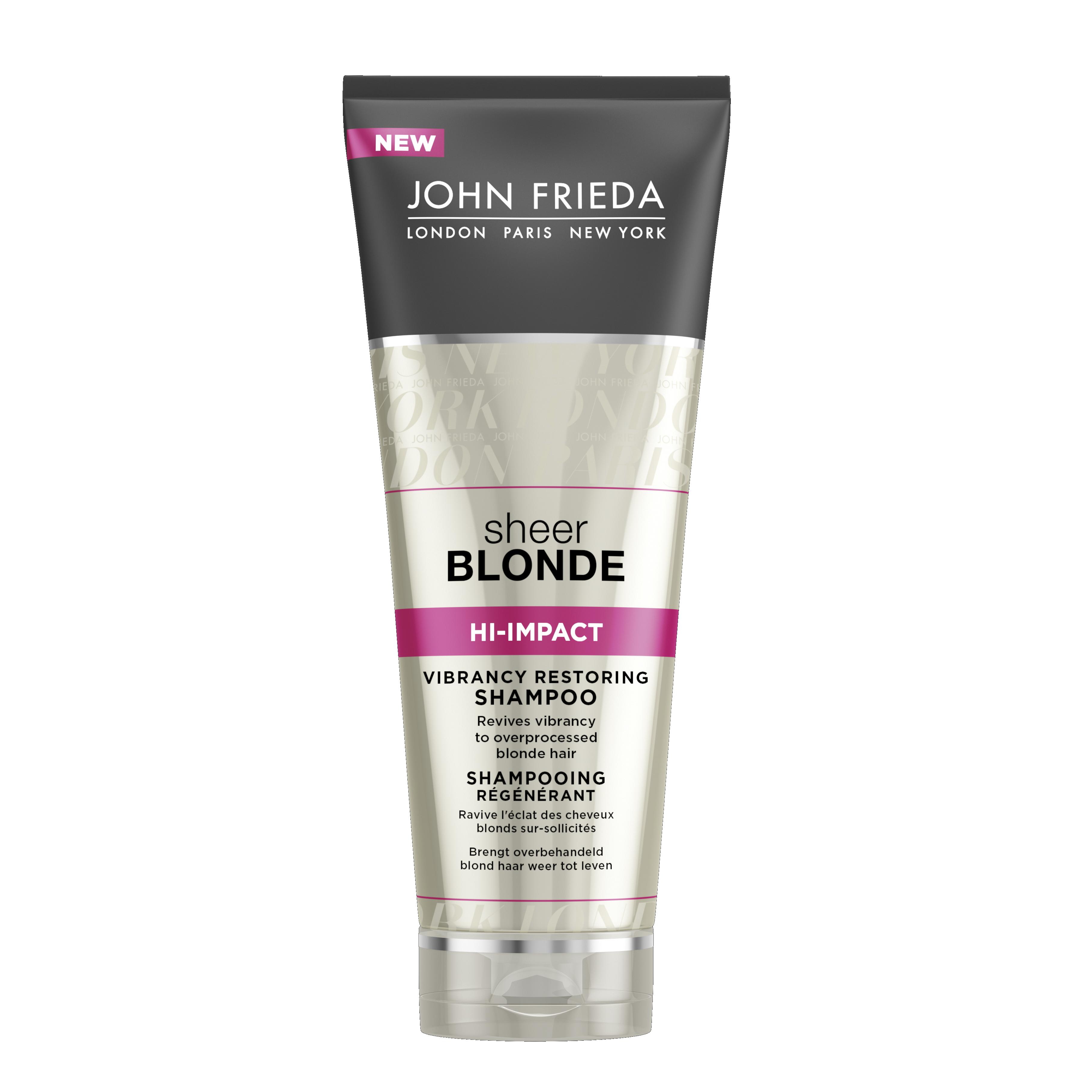 Sheer Blonde Hi-Impact Shampoo 250ml