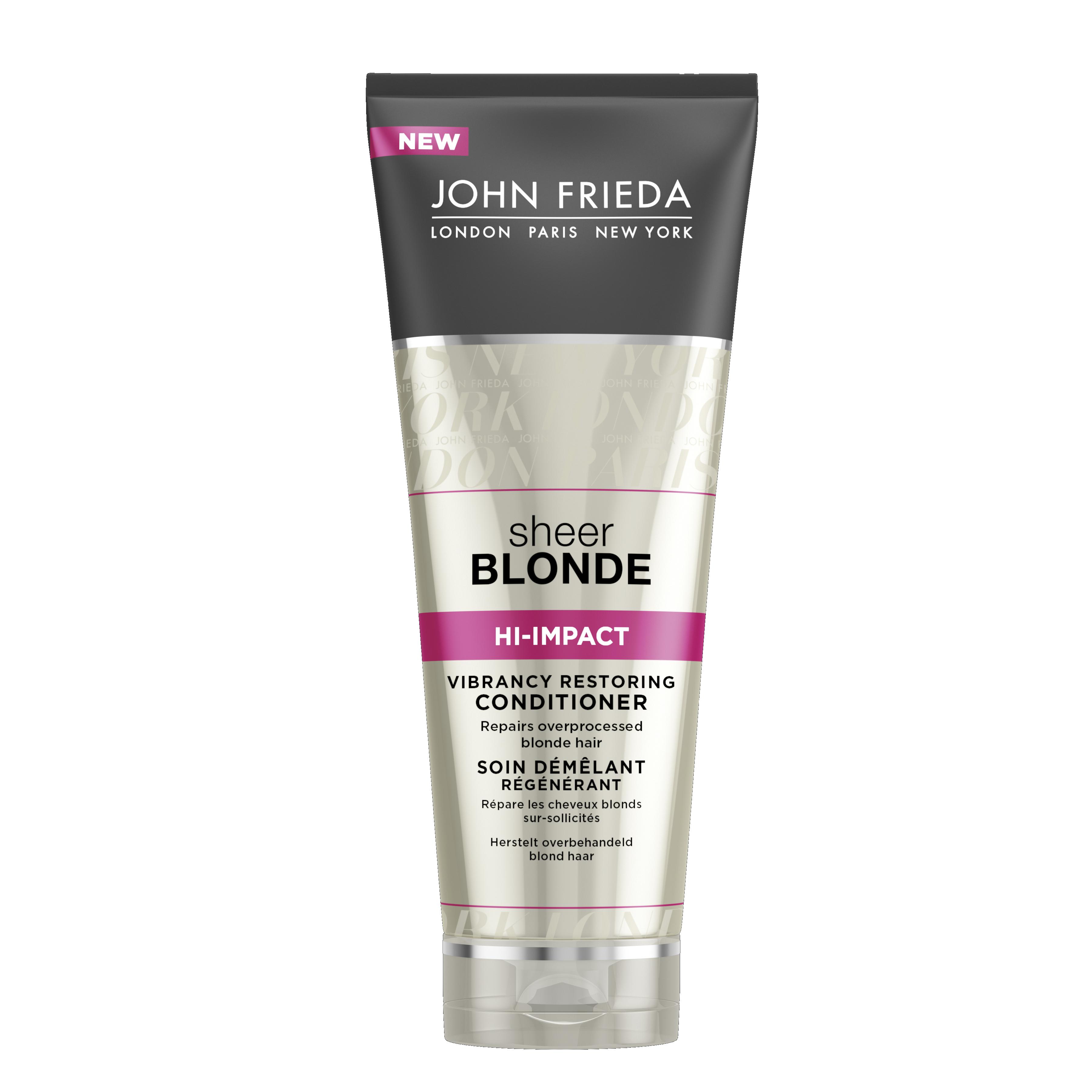 Sheer Blonde Hi-Impact Condtioner 250ml