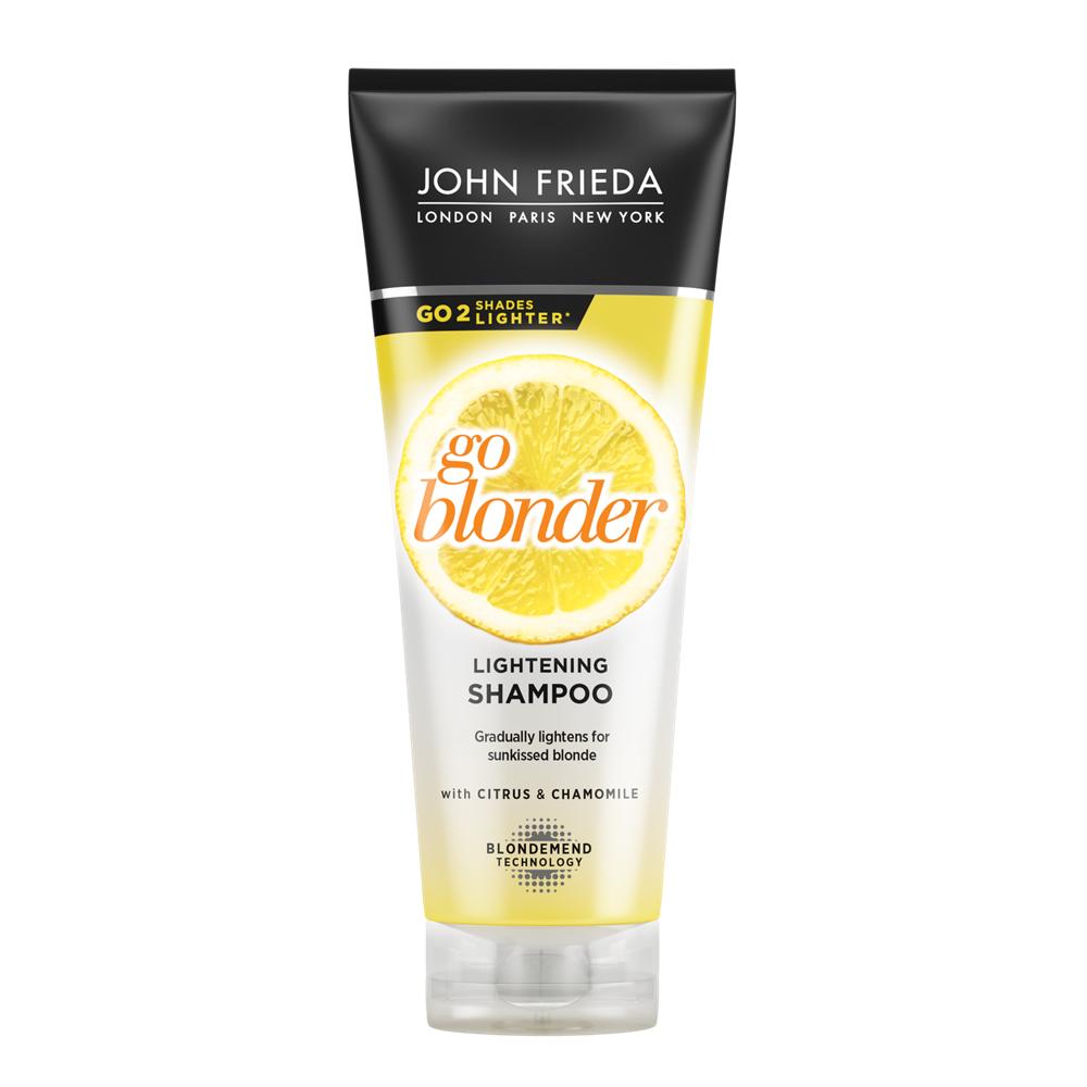 shampoo som bleker håret