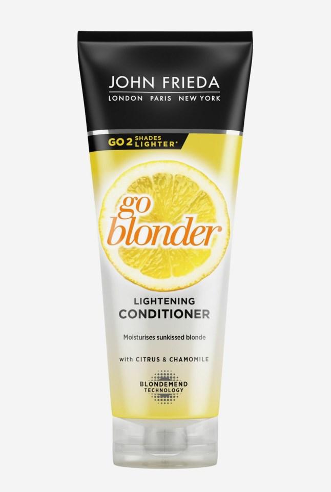 Go Blonder Conditioner Sheer Blonde