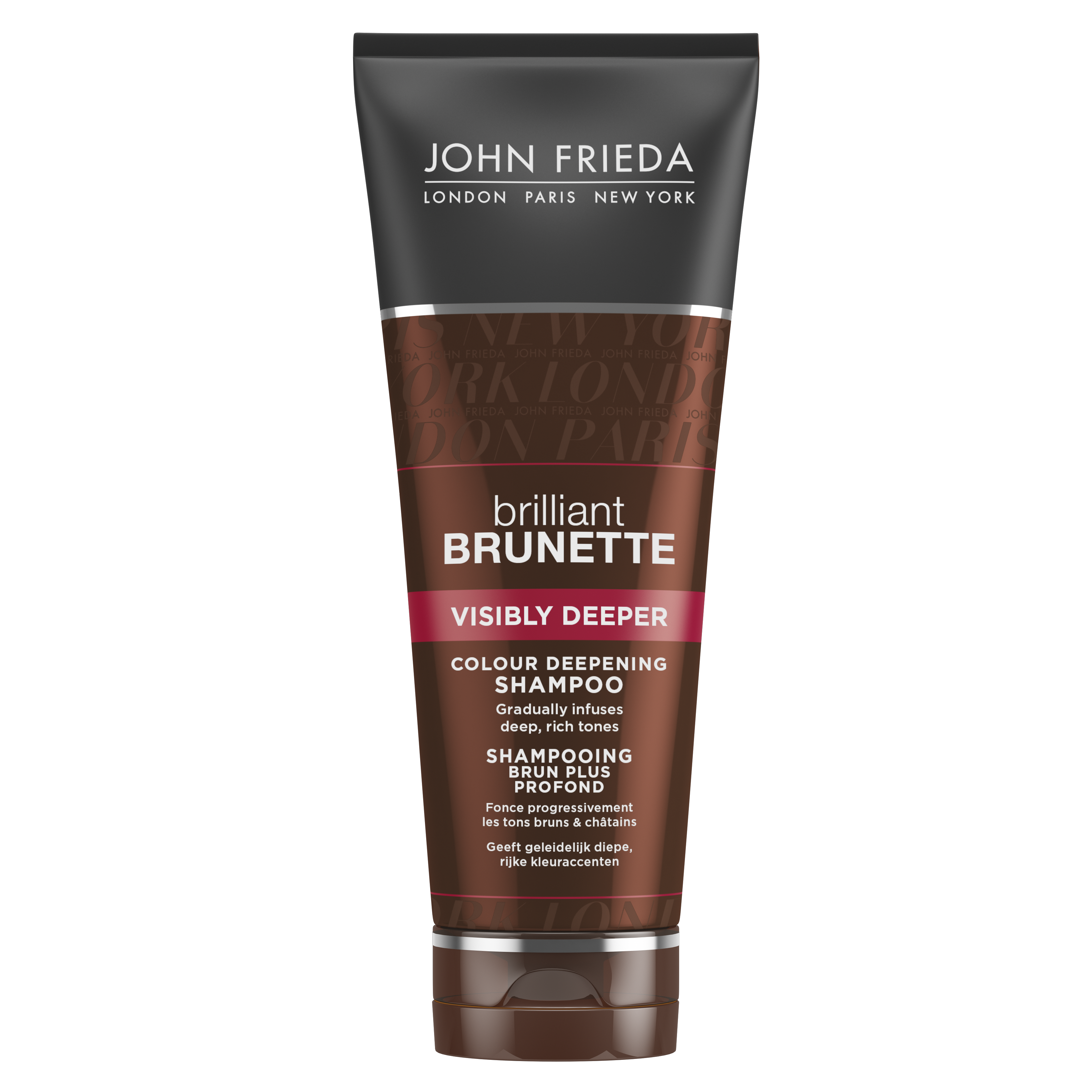 Brilliant Brunette Visibly Deeper shampoo