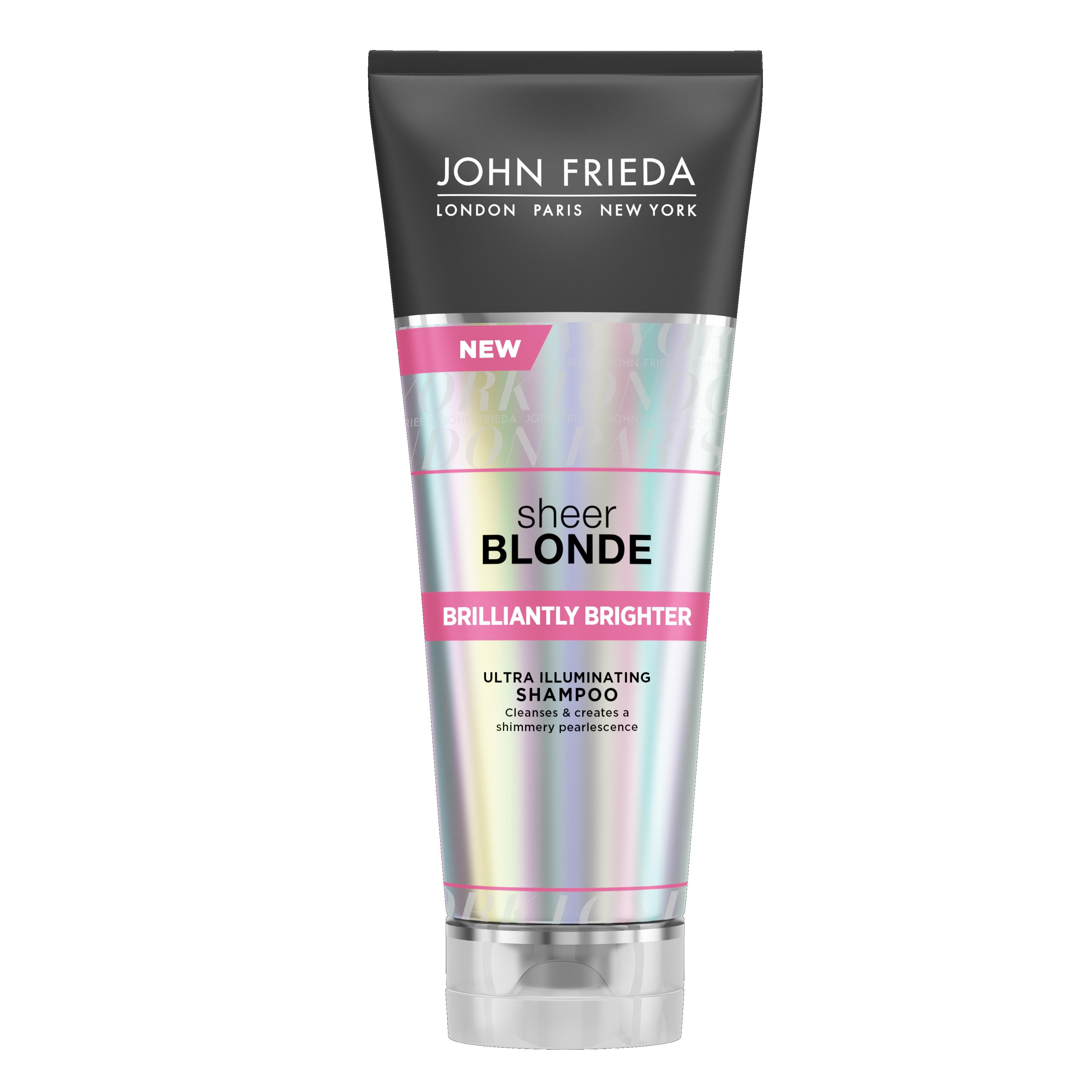 Sheer Blonde Brilliantly Brighter Shampoo 250ml