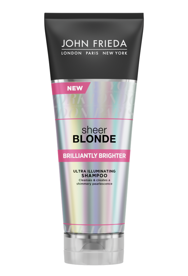Sheer Blonde Brilliantly Brighter Shampoo 250 ml