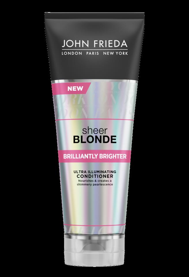 Sheer Blonde Brilliantly Brighter Conditioner 250ml