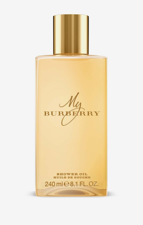 My Burberry Shower Oil 240 ml