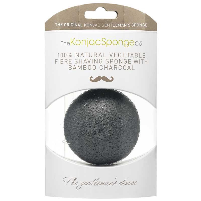 Shaving Sponge with bamboo charcoal