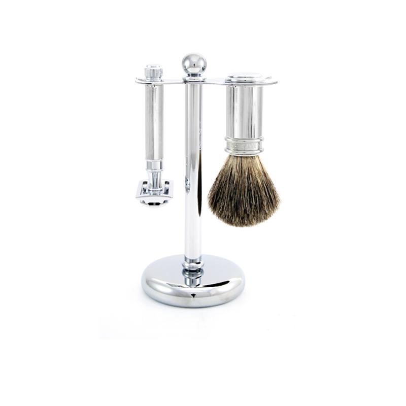 Shaving Set Chromium