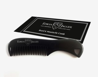 Beard & Mustach Comb Black