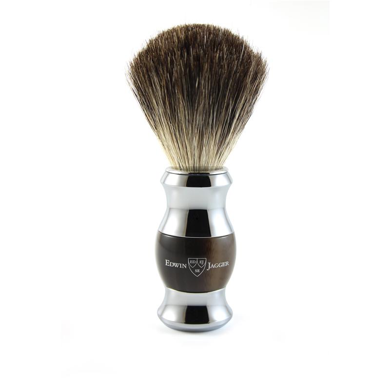 Shaving Brush Brown
