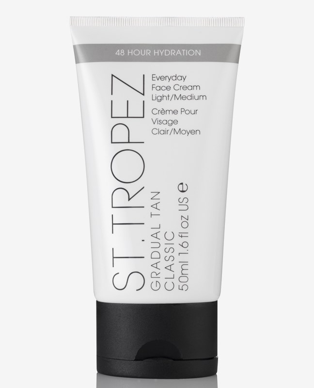 Gradual Tan Everyday Moisturiser for Face Light/Medium