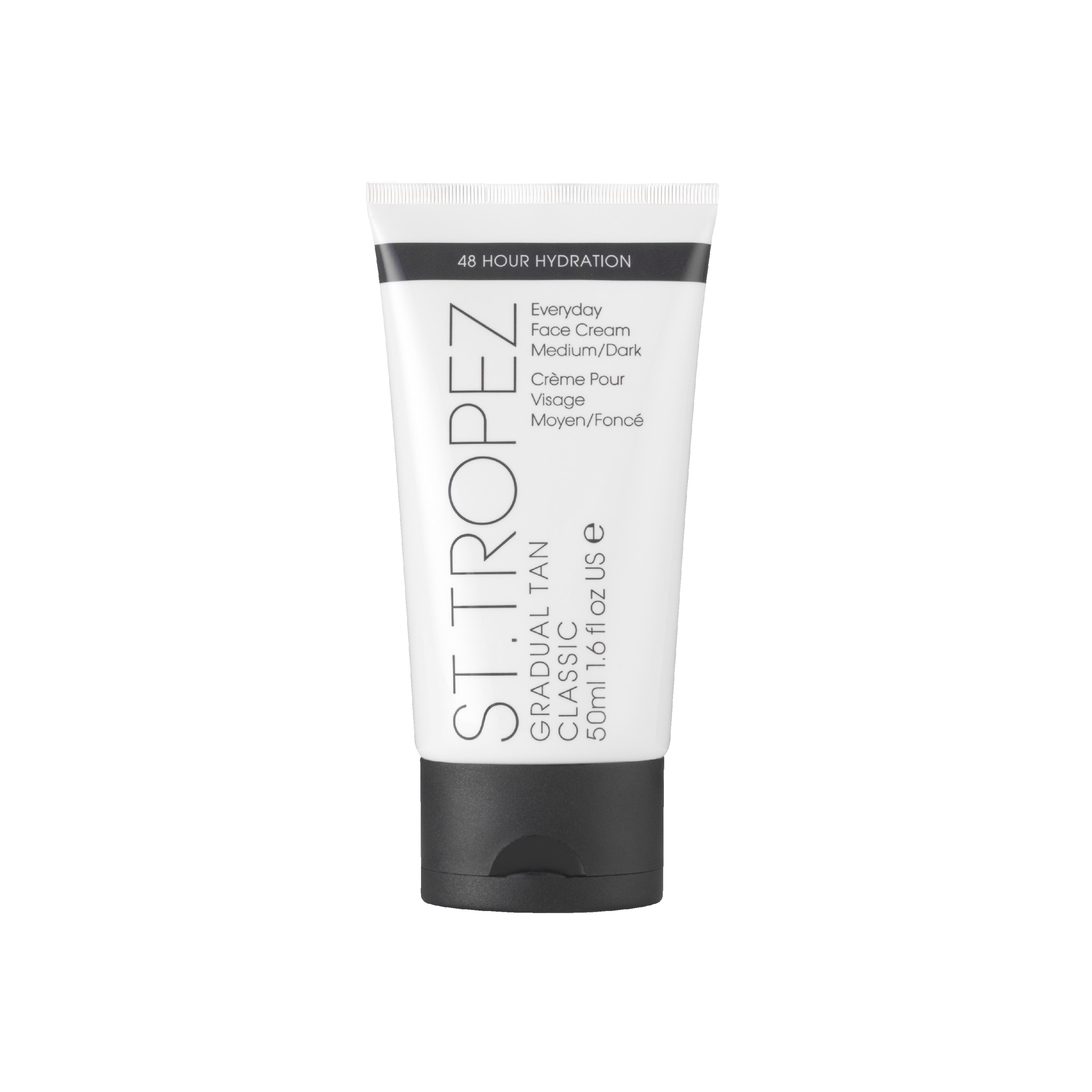 Gradual Tan Everyday Moisturiser for Face Medium/Dark Gradual Tan Everyday Face Cream Medium/Dark