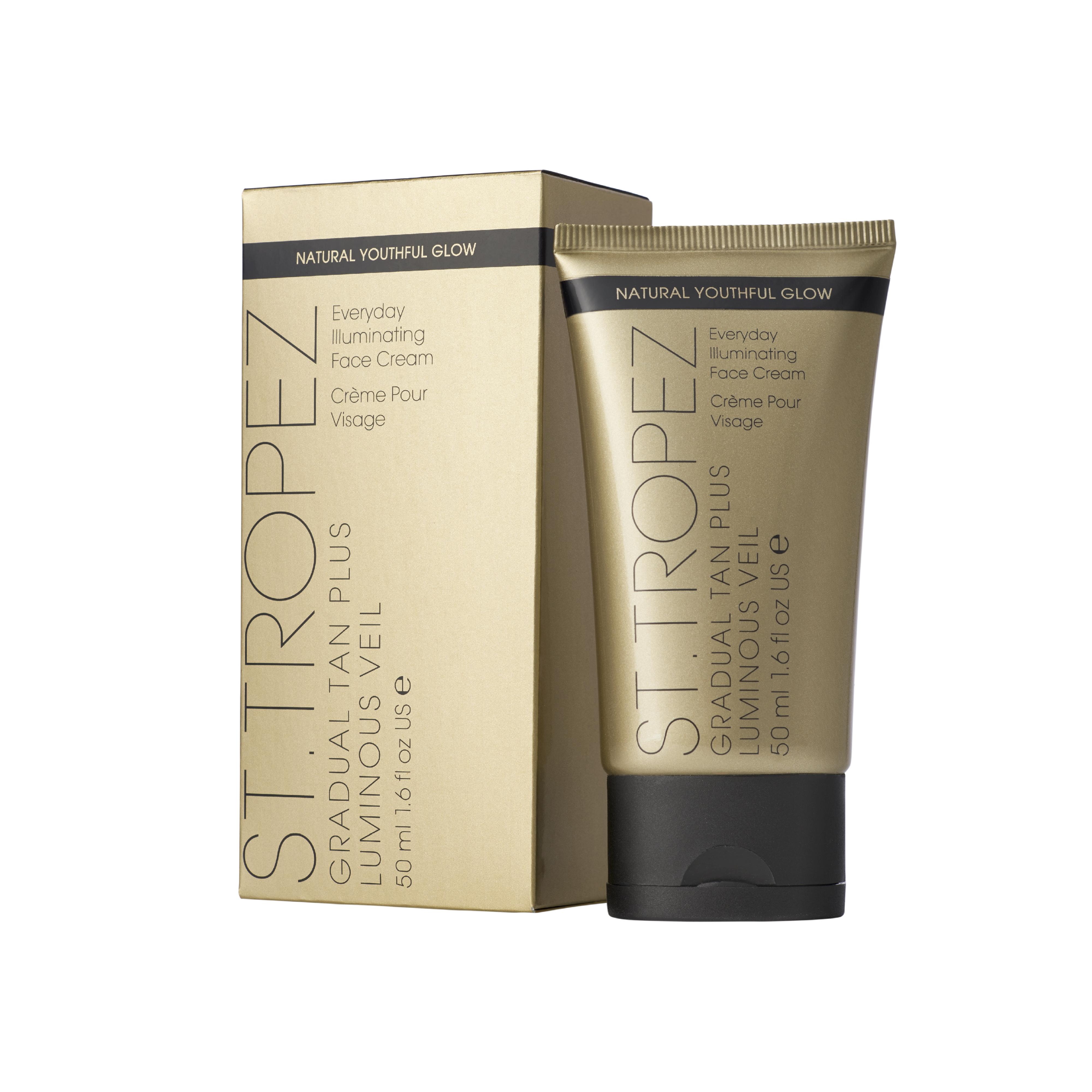Gradual Tan Plus Luminous Veil Illuminating Face Cream