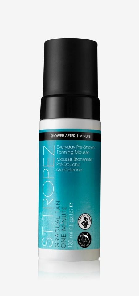 Gradual Tan One Minute Pre-Shower Tanning Mousse Gradual Tan One Minute Pre-Shower Mousse