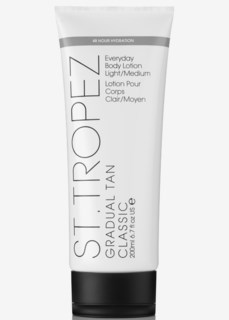 Gradual Tan Everyday Body Moisturiser Light/Medium
