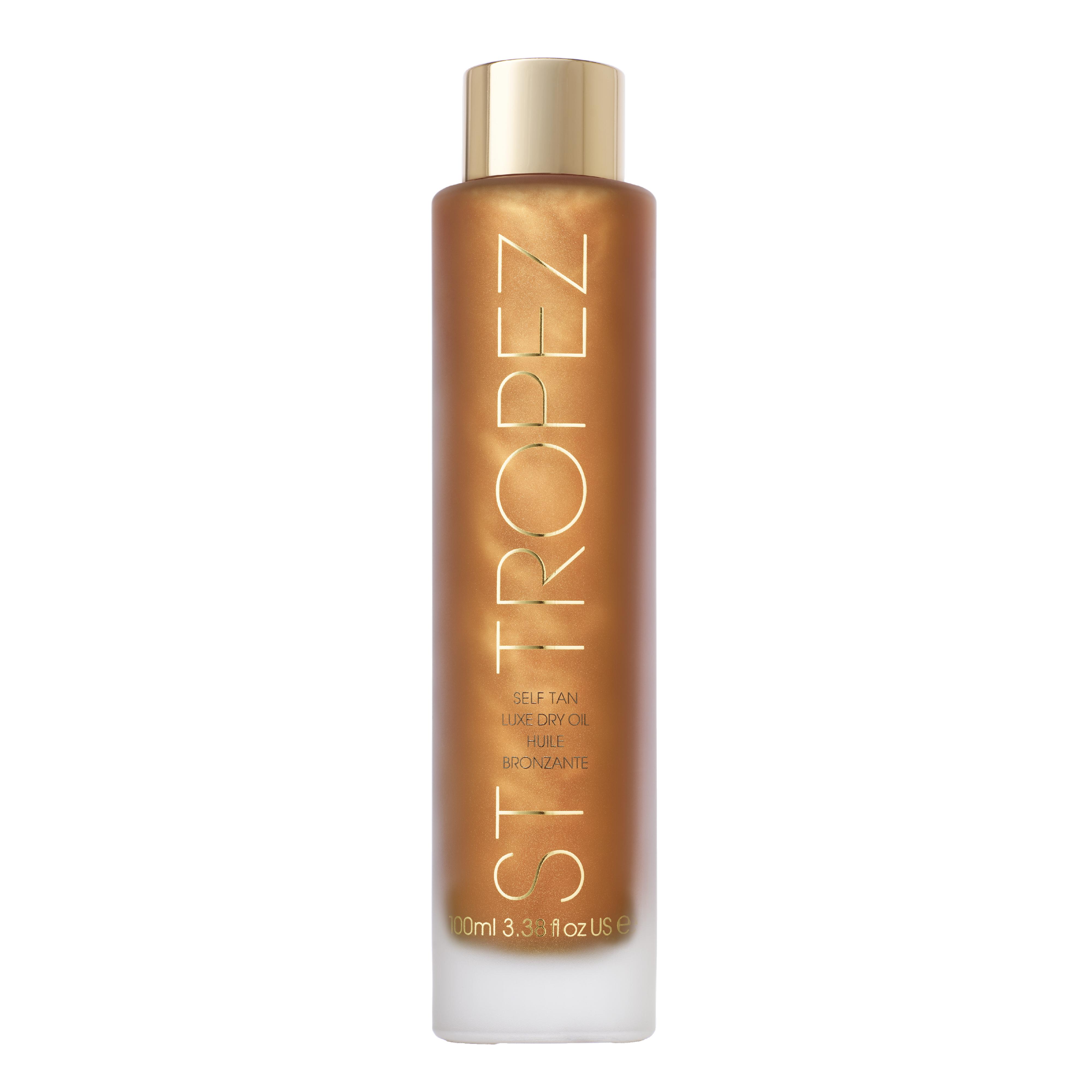 Self Tan Luxe Body Dry Oil