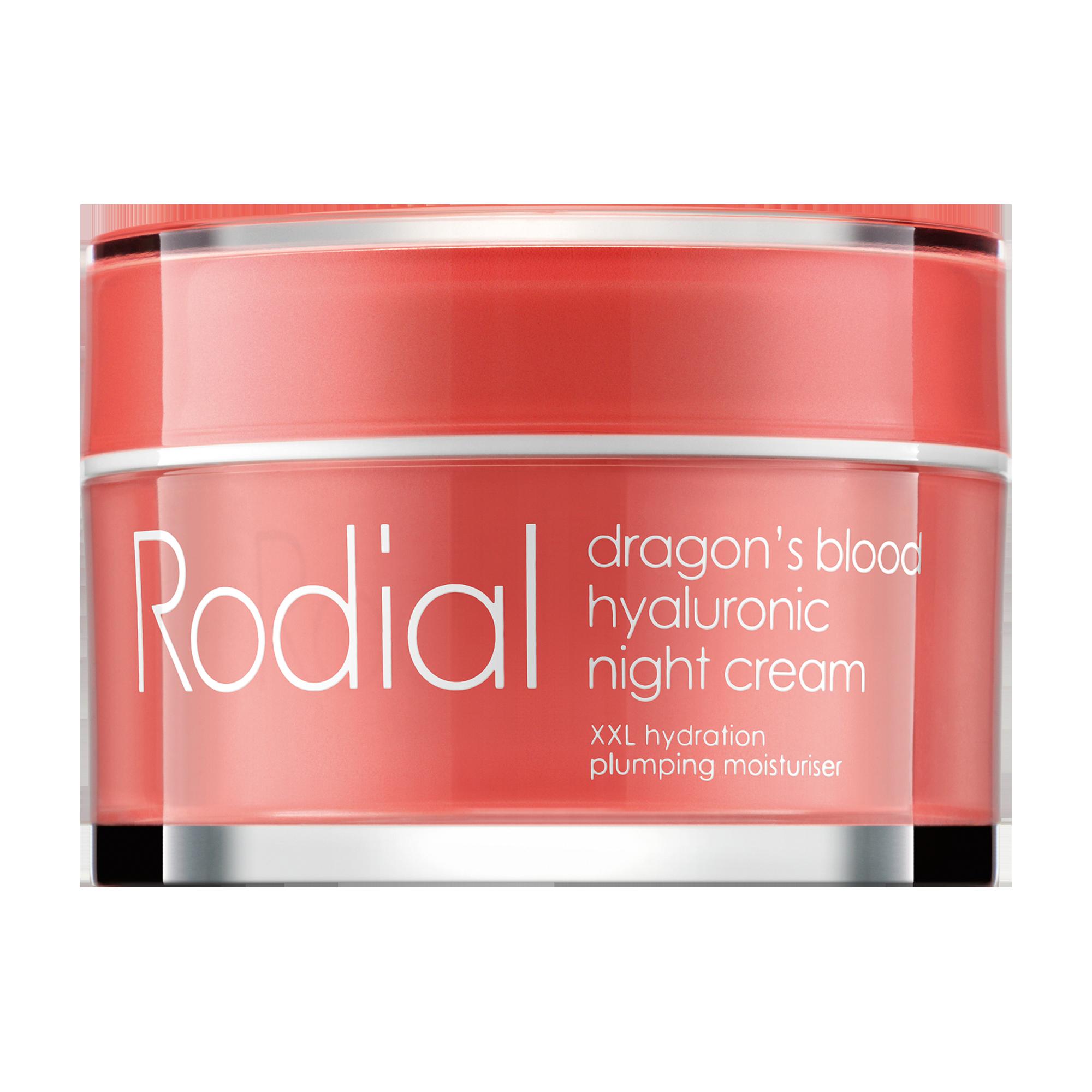 Dragon's Blood Hyaluronic Night Cream 50ml