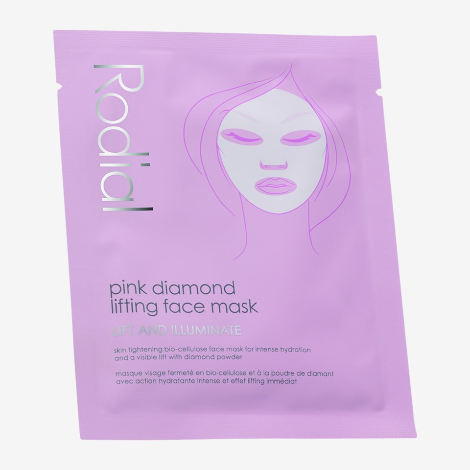 Pink Diamond Lifting Face Mask 20g