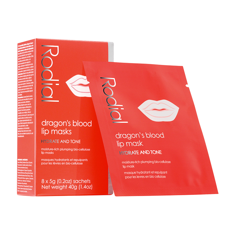 Dragons Blood Lip Masks