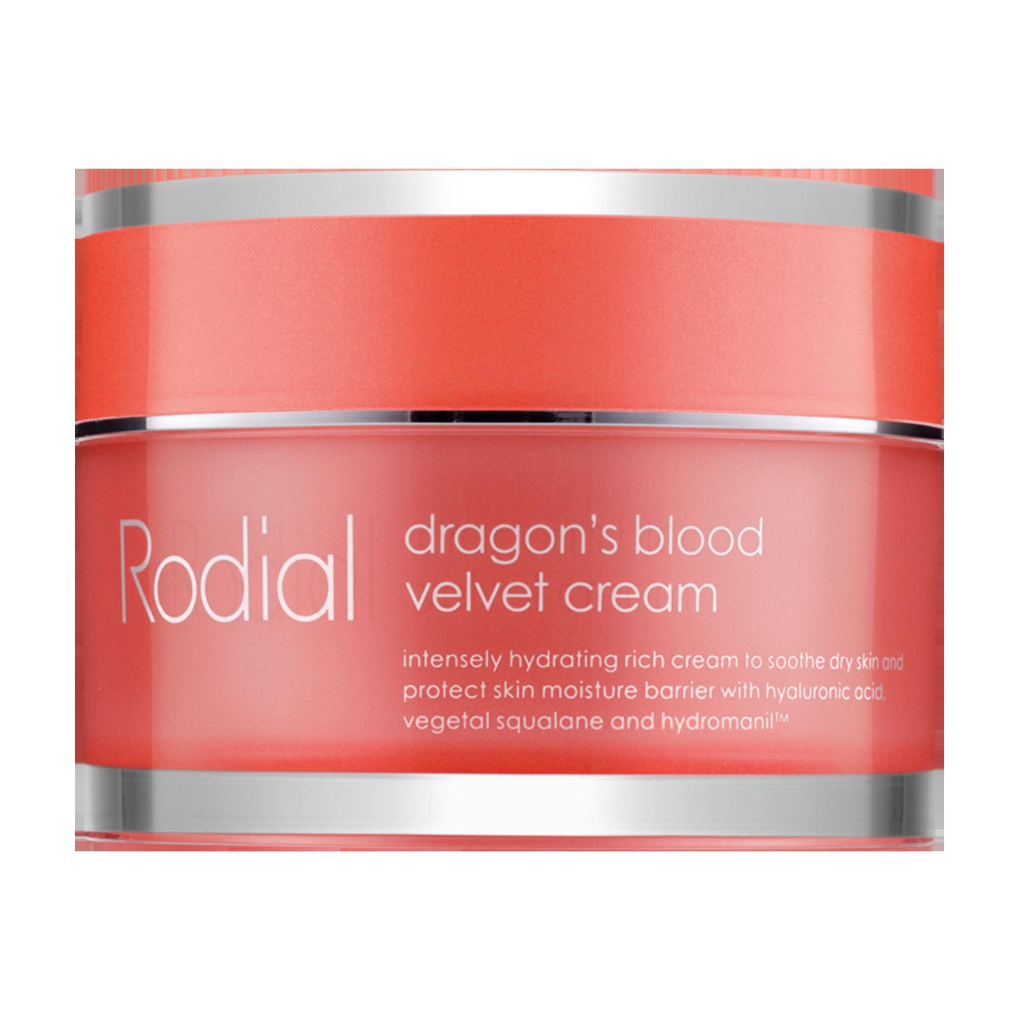 Dragon´s Blood Hyaluronic Velvet Cream