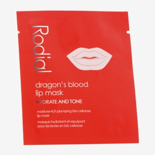 Dragon's Blood Lip Mask - Single Sachet