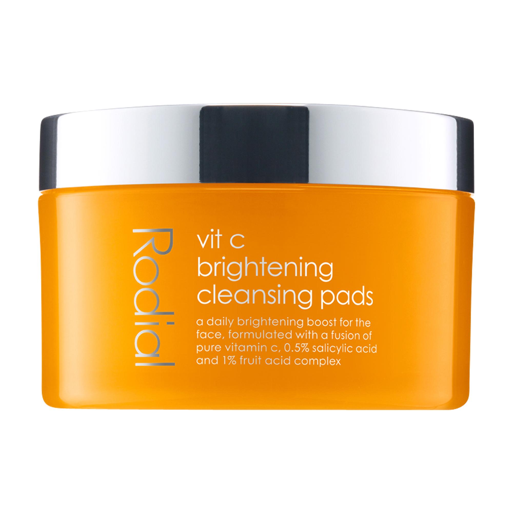 Vitamin C Brightening Facial Pads 70ml