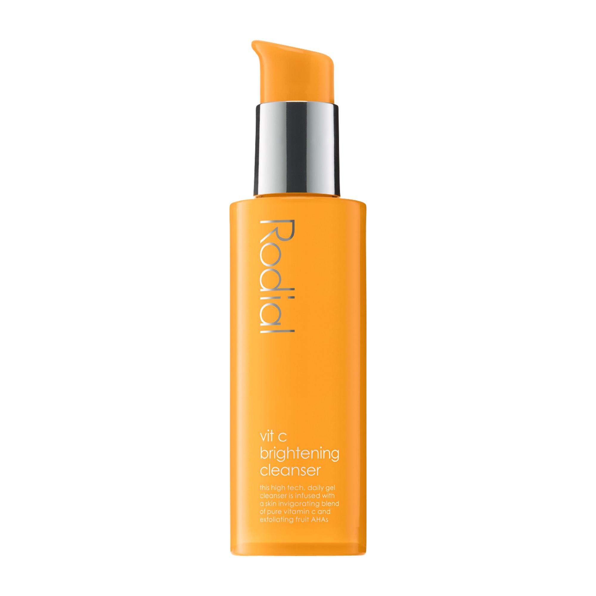 Vitamin C Brightening Facial Cleanser 135ml
