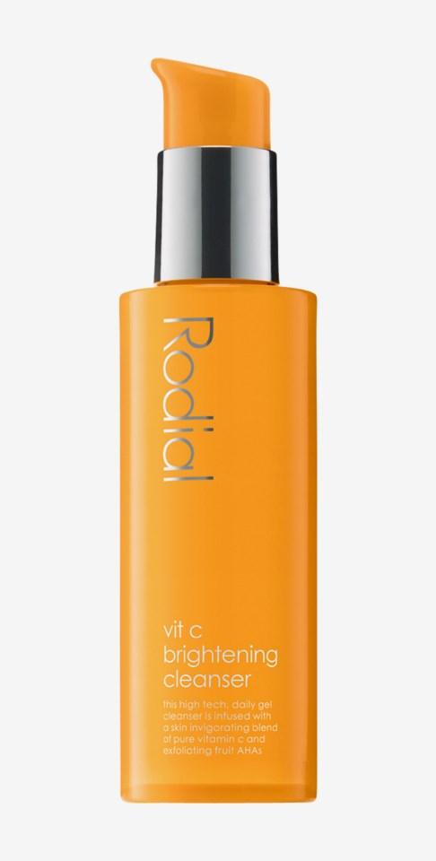 Vit C Brightening Facial Cleanser 135ml